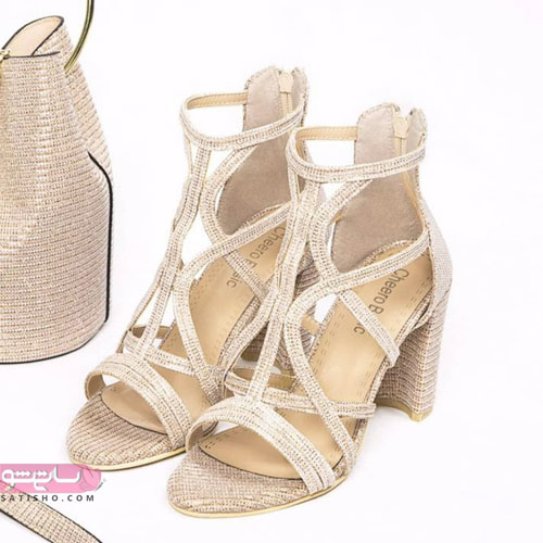 عکس جدیدترین مدل کفش مجلسی دخترانه