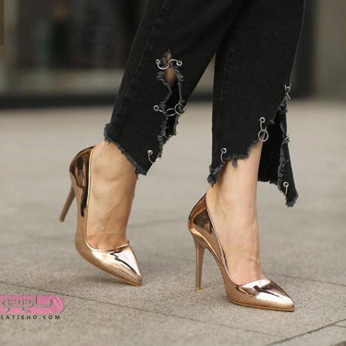 عکس مدل کفش های مجلسی جدید