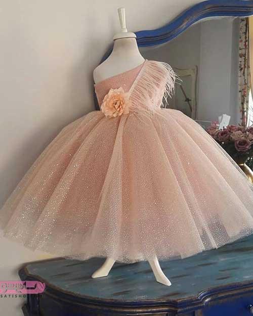 لباس پرنسسی بچه گانه دختر