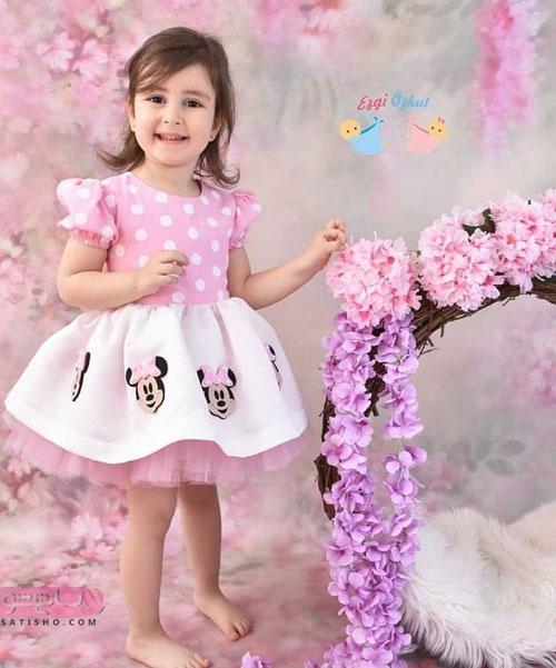 عکس لباس عروس بچه گانه پرنسسی دخترانه عروسی