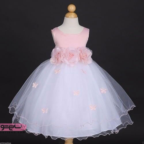 جدیدترین لباس عروس بچه گانه