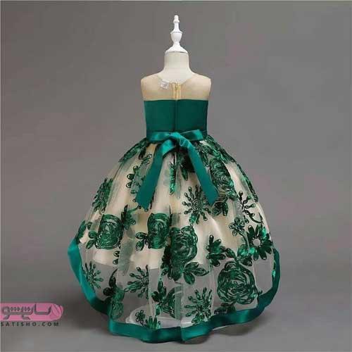 فروش لباس پرنسسی بچه گانه