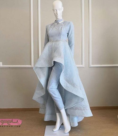 جذاب ترین لباس محجبه 98
