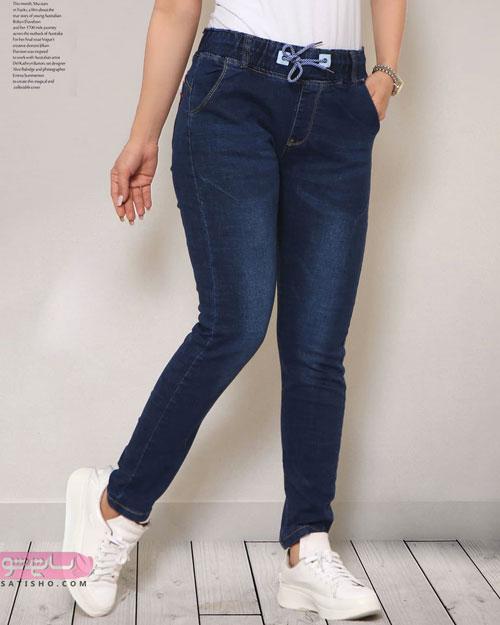 ۶۳ مدل شلوار لی زنانه شیک مد سال