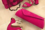 50 عکس ست کیف کفش دخترانه و زنانه در انواع طرح و رنگ های جذاب