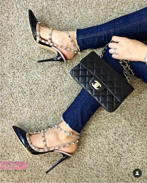 جدیدترین کیف و کفش ست دخترانه