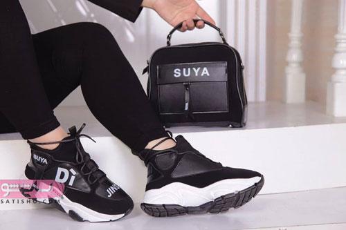 جدیدترین کیف و کفش های ست