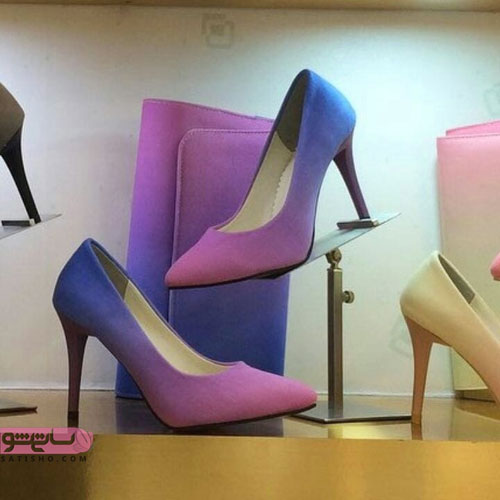 مدل کیف و کفش ست زنانه جدید