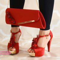 مدلهای ست کیف و کفش جدید | جدیدترین ست های کیف و کفش اسپرت