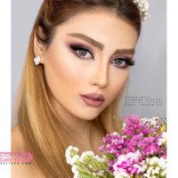 مدل های جدید آرایش عروس مخصوص نوعروسان لاکچری