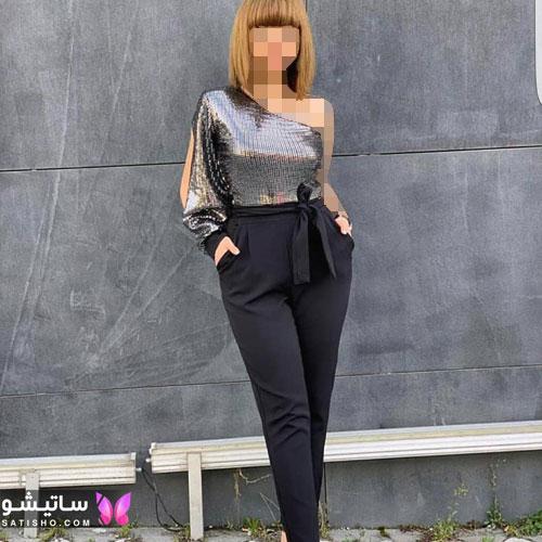 مدل بیلرسوت دخترانه جدید 2019