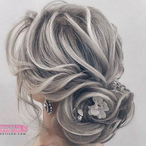 مدل موی خطی جدید برای عروس خوش سلیقه ایرانی