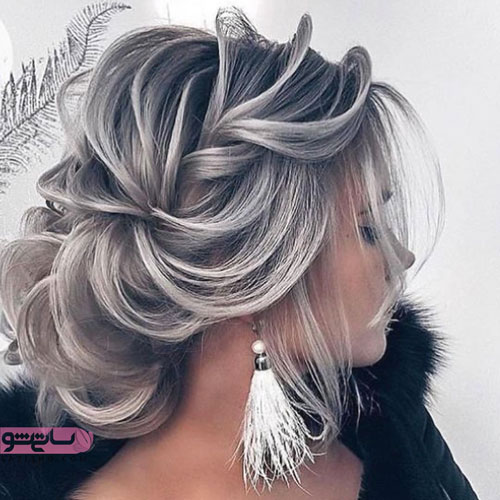 مدل موی ساده برای عروسی رفتن