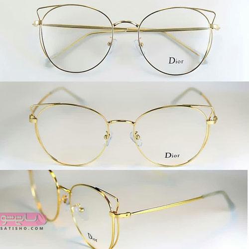 مدل عینک طبی ساده و شیک