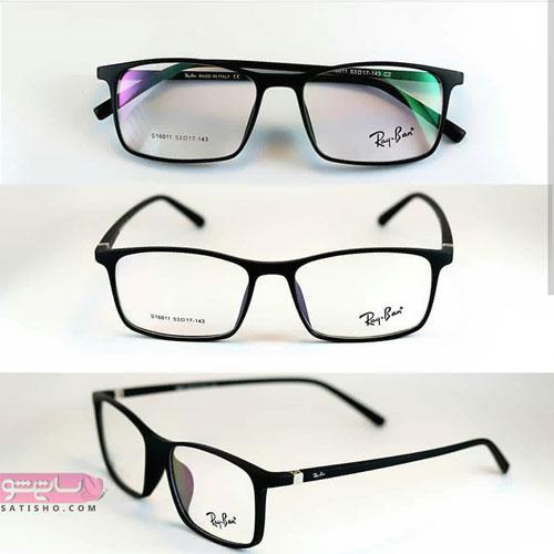 فریم عینک طبی دخترانه جدید برای صورت های لاغر