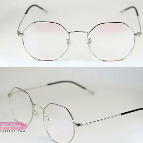 مدل فریم عینک طبی زنانه فلزی و شیک جدید 2019