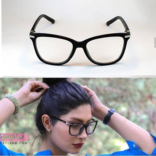 مدل عینک لاکچری دخترانه ۲۰۱۹