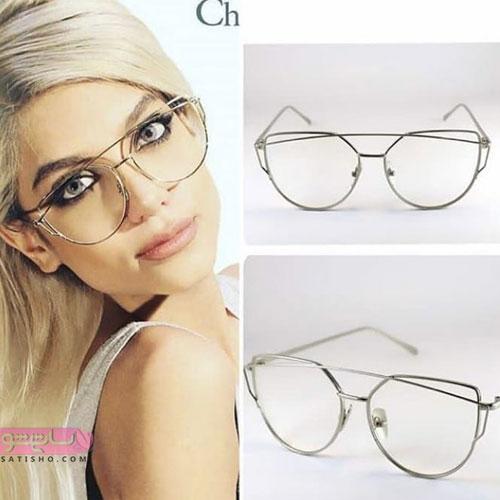 عینک آفتابی زنانه مخصوص صورت های لاغر