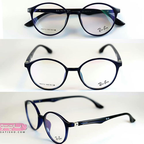 عینک طبی زنانه مدرن