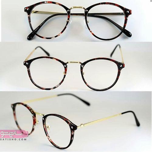 جدیدترین مدل های عینک طبی زنانه لاکچری