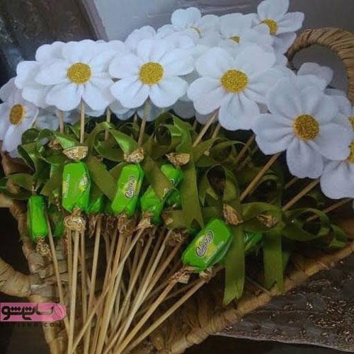 مدل گیفت عید غدیر با شکلات