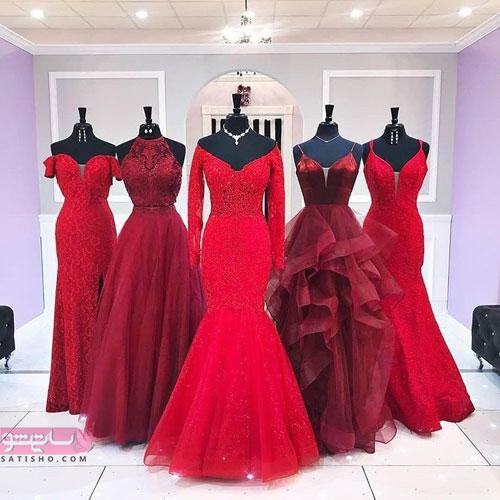 جدیدترین لباس های مجلسی دخترانه شیک مد سال 2019 کوتاه و بلند
