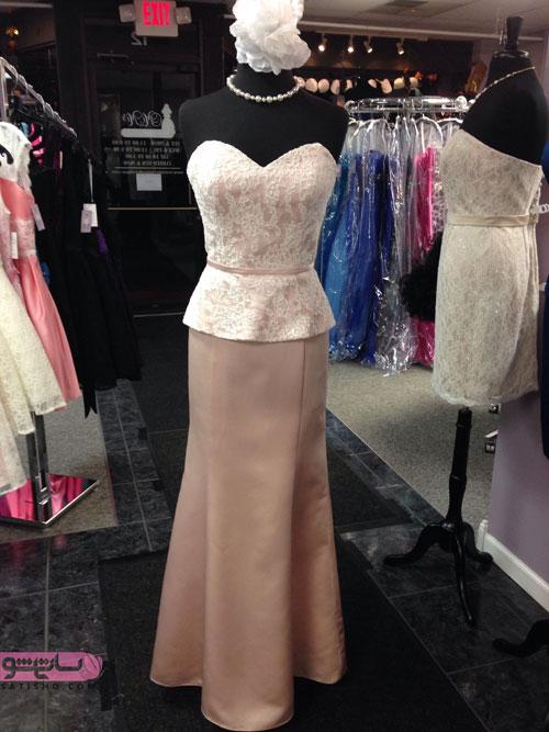 مدل لباس شب 2019 و 98