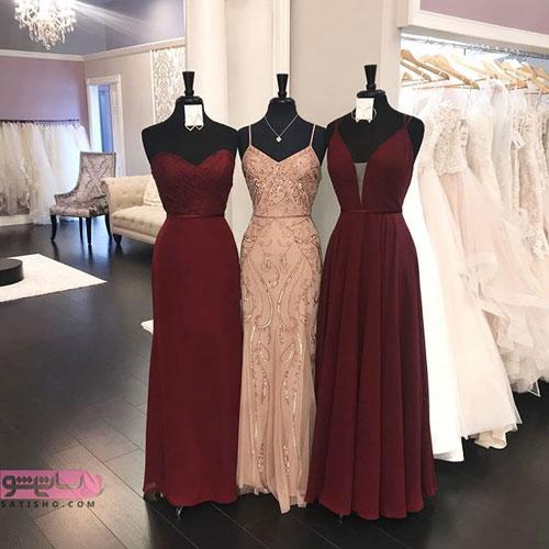 انتخاب لباس شب جدید دخترانه ۲۰۱۹
