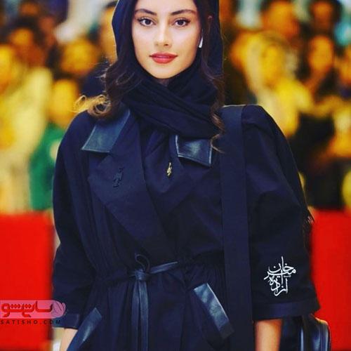 عکس از مدل مانتو دخترانه شیک ترلان پروانه