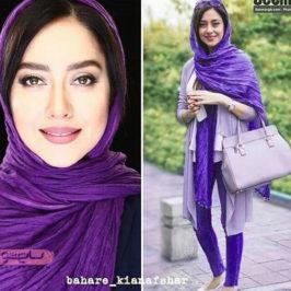 جدیدترین مدل های مانتو بازیگران ایرانی
