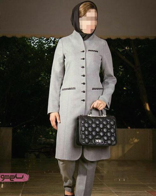 گالری مدل مانتو اداری ترک 2019