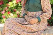 مدل مانتو سنتی ایرانی