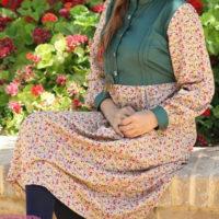 ۵۵ مدل مانتو سنتی ایرانی سال ۹۸