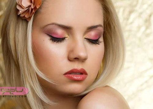 مدل میکاپ و آرایش زنانه زیبا و جذاب 98 – 2019