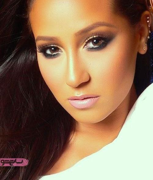مدل آرایش و سایه های جذاب و زیبای چشم