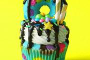 مدلهای جدید تزیین کاپ کیک