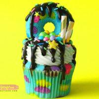 مدلهای جدید تزیین کاپ کیک به همراه طرز تهیه و ترفندهای تزیین