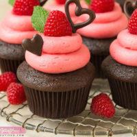 جدیدترین مدل های تزیین کاپ کیک ولنتاین ۲۰۲۰ با طرح های عاشقانه