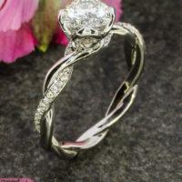 مدلهای جدید حلقه ازدواج ۲۰۱۹ | عکس حلقه نامزدی برای نوعروسان
