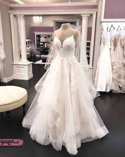 جدیدترین لباس عروس 98