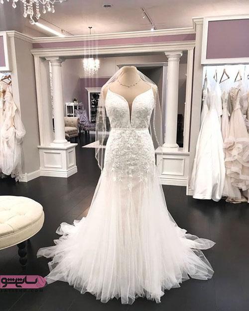 ژورنال مدل لباس عروس 98