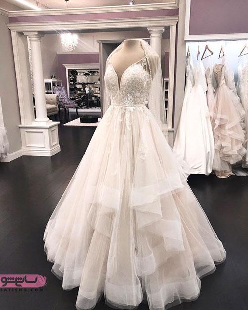 مدل لباس عروس خوشگل و زیبا