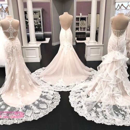 عکس لباس عروس ایرانی خوشگل