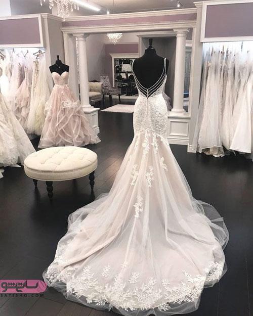 لباس عروس در اینستا