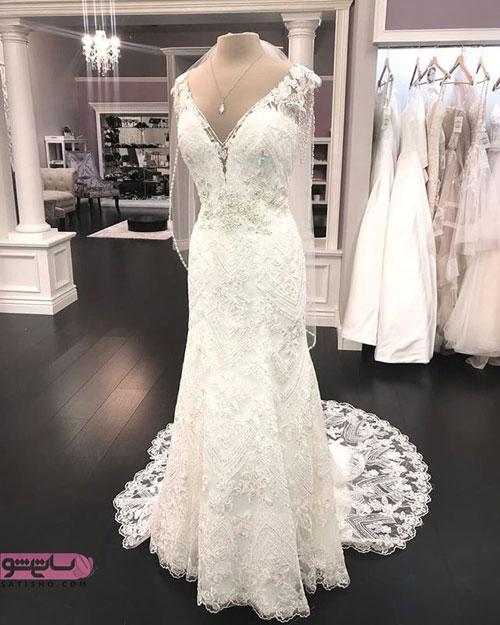 مزون لباس عروس ایرانی و اروپایی