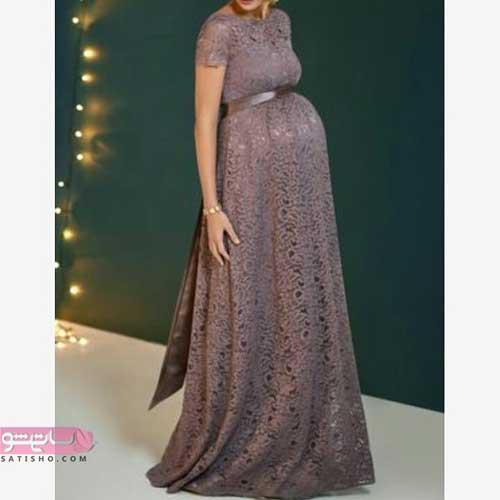 زیباترین لباس مجلسی بارداری و حاملگی