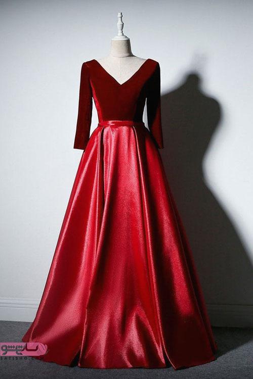 زیباترین لباس های مجلسی دخترانه شیک