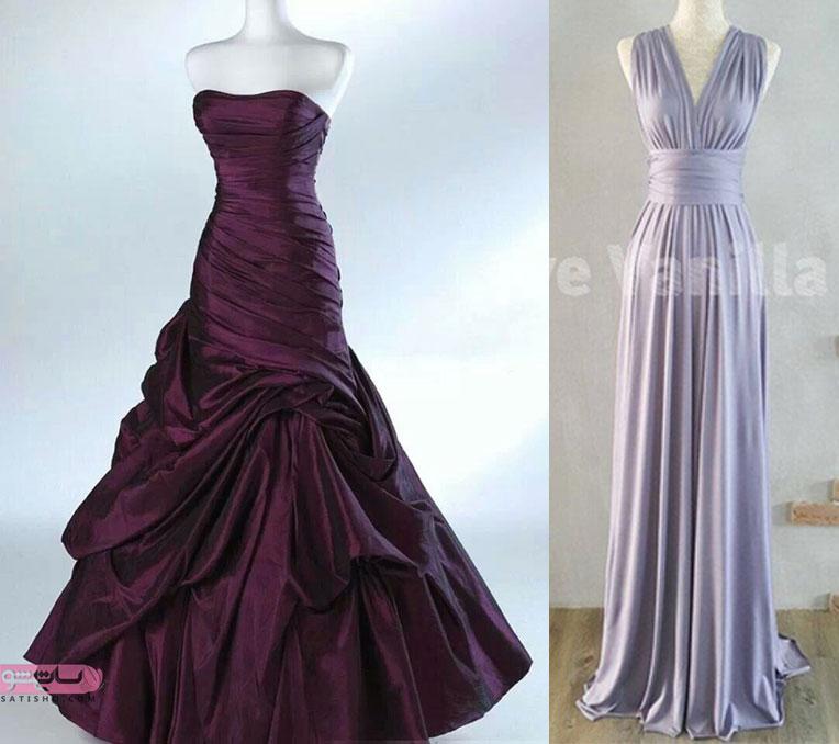 ایده لباس شب در طرح های متنوع 98