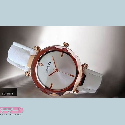 زیباترین ساعت دخترانه صفحه گرد