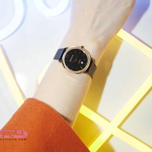 انواع مدل ساعت مچی جدید زنانه